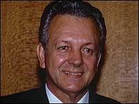 Ex presidente de Paraguay,  Juan Carlos Wasmosy