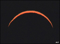 Eclipse, AP/Kyodo