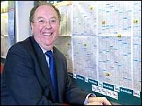 Tote chairman Peter Jones