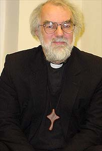 The Archbishop Williams, Dr Rowan Williams