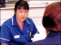 Nurse consultation