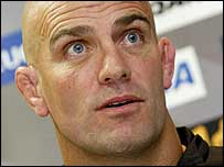 New Zealand coach John Mitchell