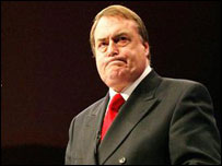 The Deputy Prime Minister, Rt Hon John Prescott MP