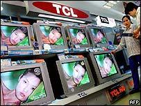 Chinese TVs