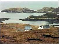 Hebridean island