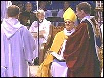 Consecration ceremony