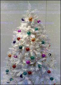 Christmas tree, BBC