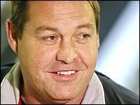 Wales coach Steve Hansen