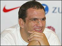 Martin Johnson has played for England 84 times to date