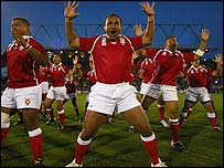Both Tonga and Samoa have threatened to quit the next World Cup