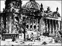 Берлин, 1945
