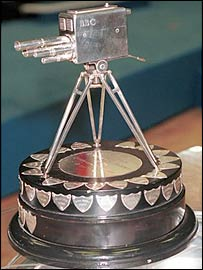 Sports Personality of the Year trophy