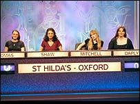 St Hilda's