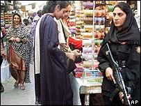 Shopping for Eid in Multan, Pakistan