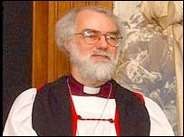 Rowan Williams   BBC
