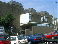 Newcastle Playhouse Freefoto.com
