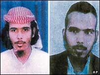 Al-Qaeda suspect Mohammad Hamdi al-Ahdal