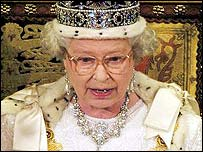 The Queen's Speech is written by the government