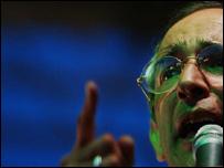 �lvaro Colom, candidato a la presidencia de Guatemala