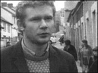 Мартин Макгиннесс в 1971 году