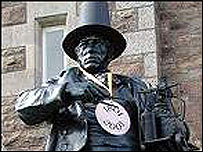 Statue of Richard Trevithick
