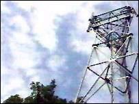 Phone mast