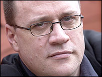 Russell T Davies ([photo courtesy South Wales Evening Post)