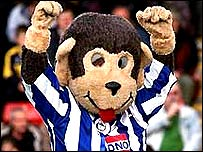 Stuart Drummond - aka H'Angus the Monkey