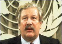 Ustinov at the U.N.
