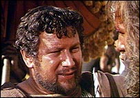 Ustinov in Spartacus