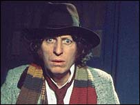 Tom Baker was the fourth Dr Who