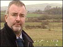 BBC Northern Ireland rural affairs correspondent Martin Cassidy