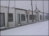 Burdel en la provincia de Xinjiang