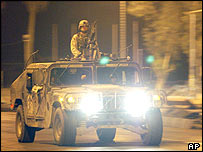 Soldiers are deployed to secure the area after the abortive attack