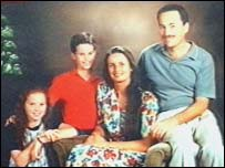 Pemberton family photo