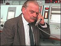 Sir David Jason as Inspector Frost