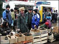 Moldova market
