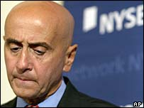 Ex-NYSE chief Richard Grasso