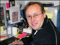 Dr David Becker, UCL (Courtesy Medical Futures)