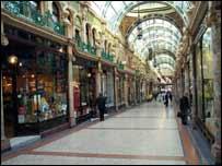Leed's Victorian Quarter