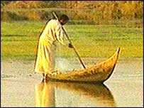 Iraqi Marsh Arab