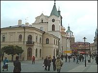 Polish square