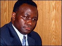 Former health minister Casimir Bizimungu