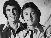 Bill Medley and Bobby Hatfield