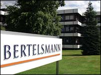 Bertelsmann head office