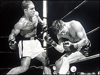 Rocky Marciano is the only unbeaten world heavyweight champion