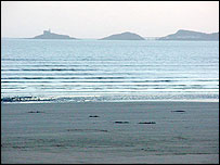 The Mumbles in Swansea Bay