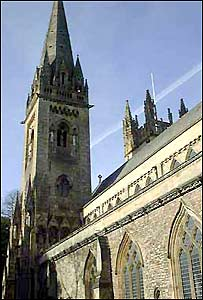Llandaff Cathedral (Picture courtesy of David Lloyd)