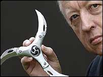 Cyclone knife