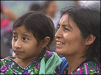 Mujeres ind�genas